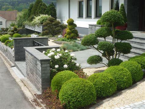 Pflanzen Vorgarten Pflegeleicht