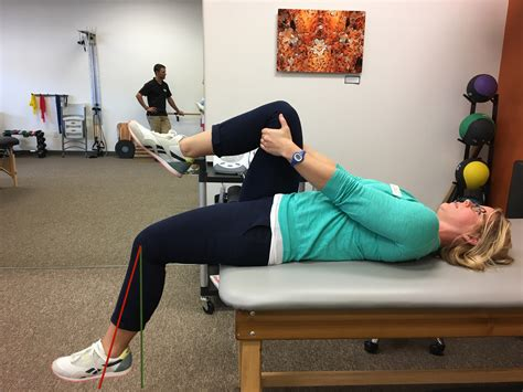 physical therapy for hip flexor