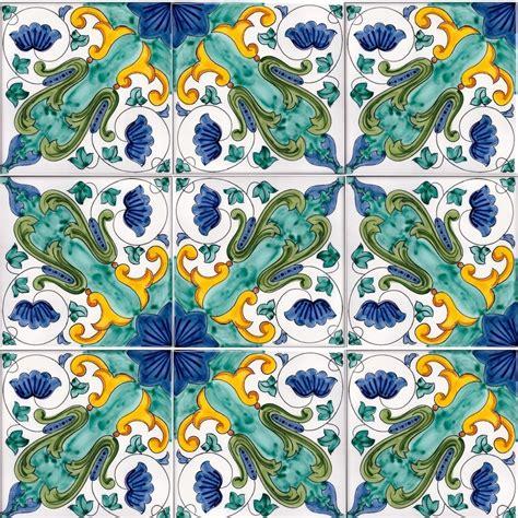 Piastrelle Decorate A Mano Vietri