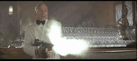Tommy-Gun Picard Tommy Gun Gif.