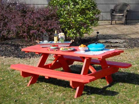 Picnic Table Paint Colors