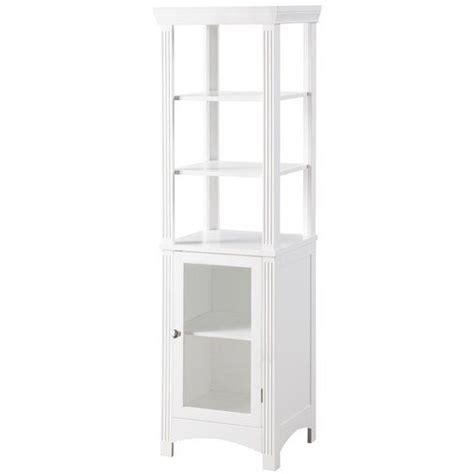 "Piers 15.5"" W x 51"" H Linen Tower"