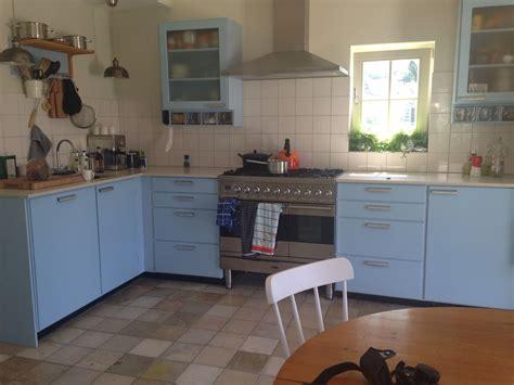 Piet Zwart Keuken Blauw