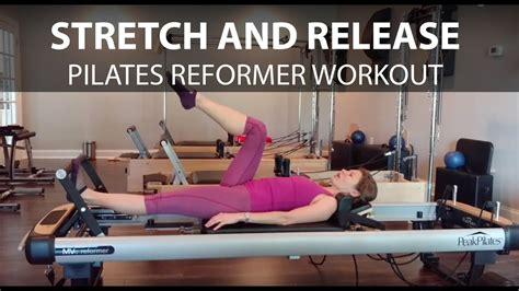 pilates reformer exercises for tight hips