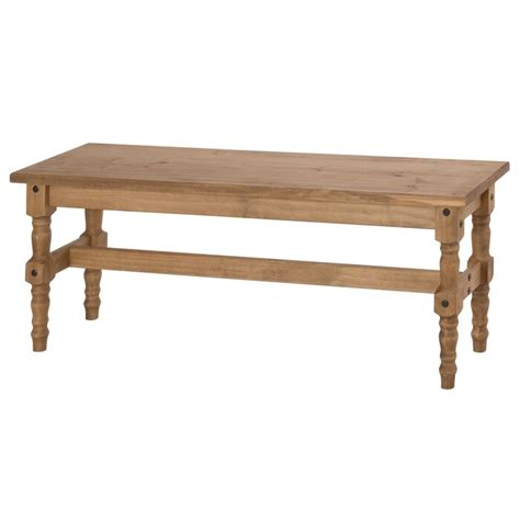 Pinard Wood Bench