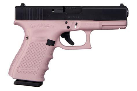 Glock-19 Pink Glock 19 Gen 4 For Sale.