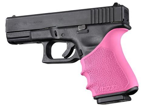 Glock-19 Pink Grips For Glock 19.