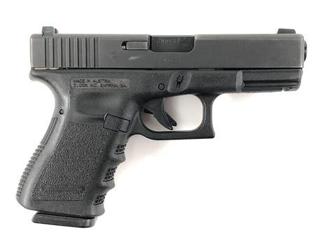 Glock-19 Pistol 9mm Glock 19.