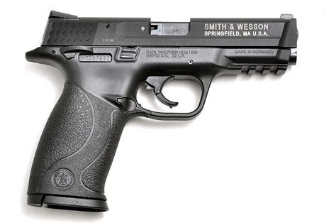 Smith-And-Wesson Pistola Calibre 22 Smith Wesson.