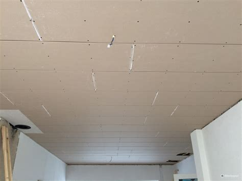 Plafond Stucplaten