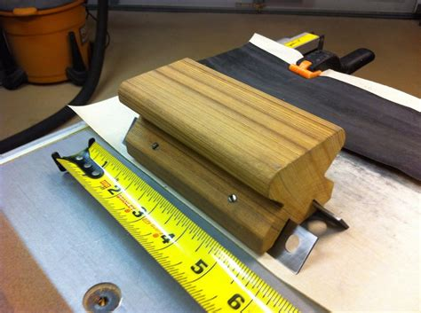 Planer Knife Sharpening Jig