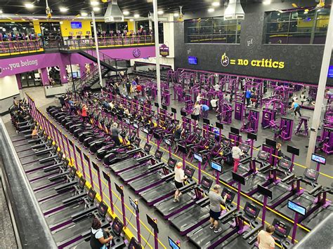 Planet Fitness Planet Fitness Franchise Information Entrepreneur