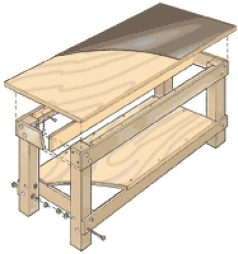 Plans For A Work Bench