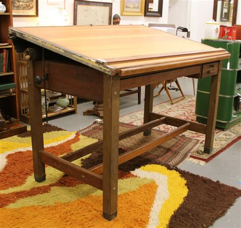 Plans For Building A Drafting Table