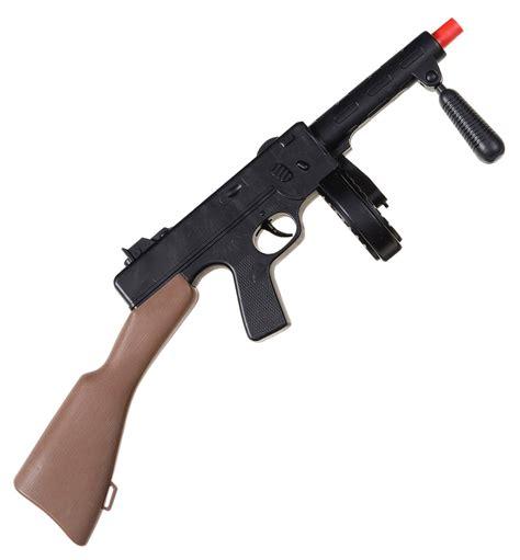 Tommy-Gun Plastic Tommy Gun Halloween.