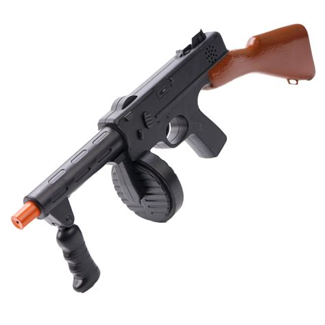 Tommy-Gun Plastic Tommy Gun Uk.
