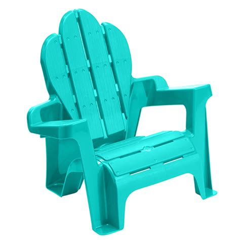 Plastic Kids Adirondack Chairs