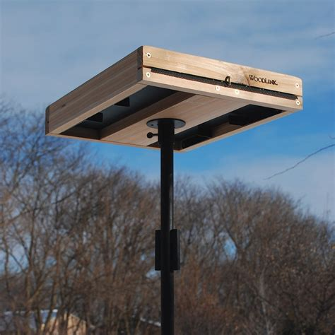 platform bird feeder lowes