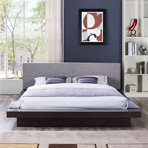 Platform Bed by Hodedah