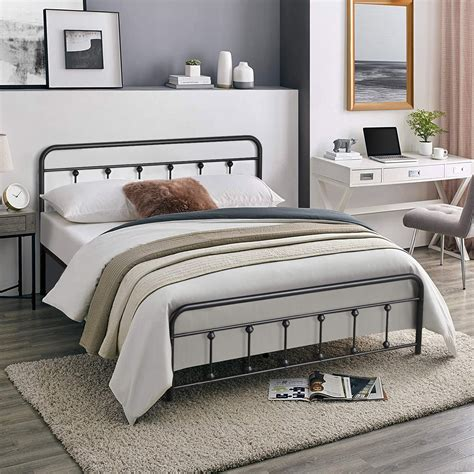 Platform Full Size Bed