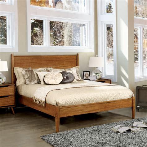 Platform Queen Size Bed