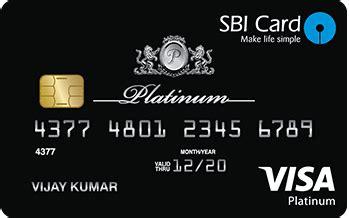 Platinum Credit Card Icici Limit Sbi Credit Card Online Apply For Best Sbi Bank Cards 10