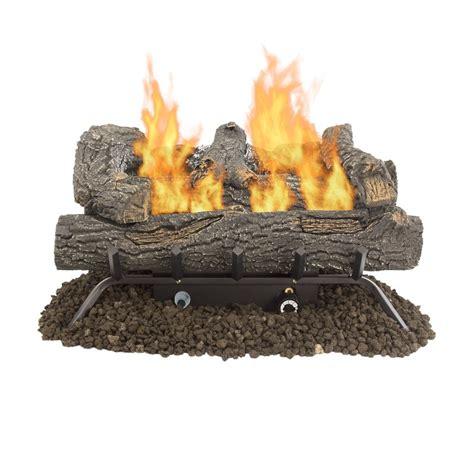 Pleasant Hearth Southern Oak Natural Gas/Propane Logs