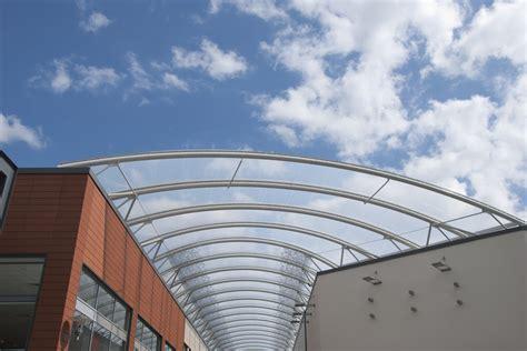 Plexiglas Dach