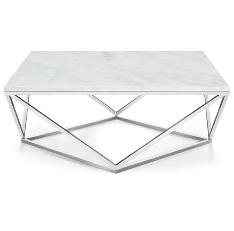 Plutarch Marble Coffee Table