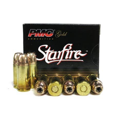 Ammunition Pmc Starfire 9mm 124gr Jhp Ammunition 20rds 9sfb.