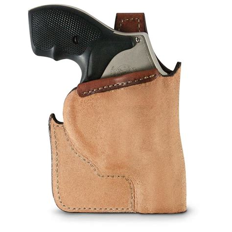 Smith-And-Wesson Pocket Holster For Smith & Wesson Bodyguard 380.