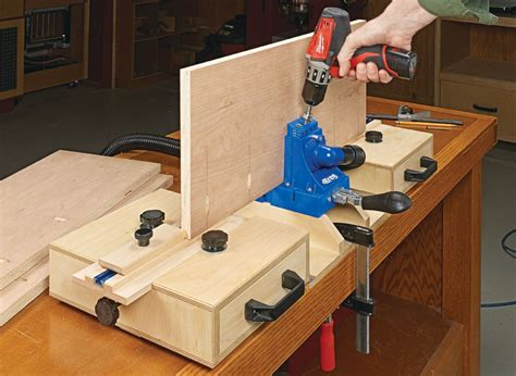 Pocket Hole Woodworking Plans