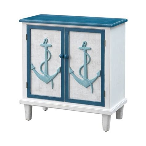 Point Reyes 1 Door Accent Cabinet