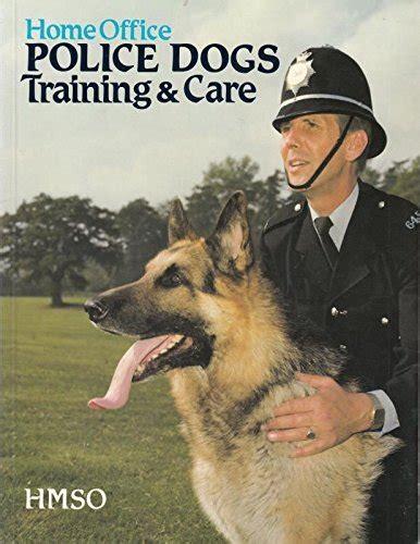 Police Dog Training Books