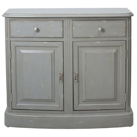 Polina Traditional 2 Door Accent Chest