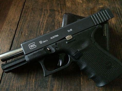 Glock-19 Polished Glock 19 Barrel.