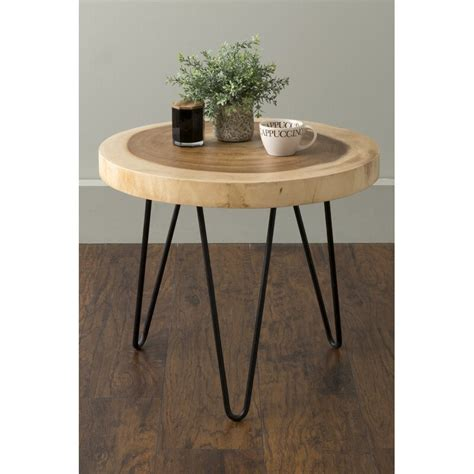 Polizzil End Table