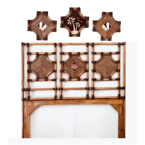 Polk Queen Open-Frame Headboard