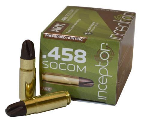 Ammunition Polycase Ammunition 458 Socom.