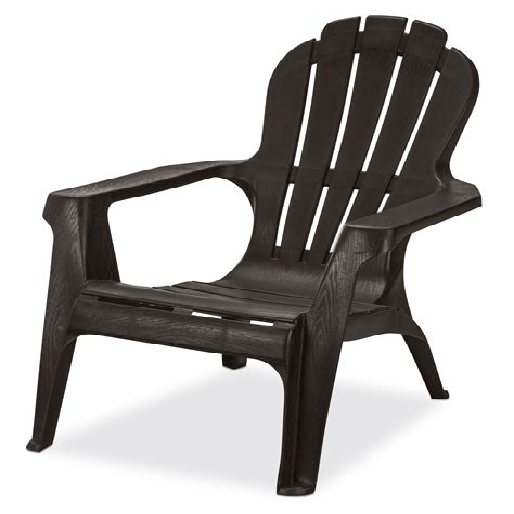 Polymer Adirondack Chairs