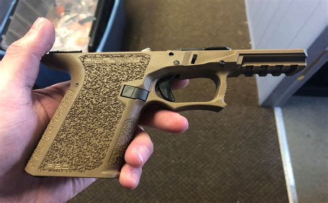 Glock-19 Polymer80 80 Glock 19.