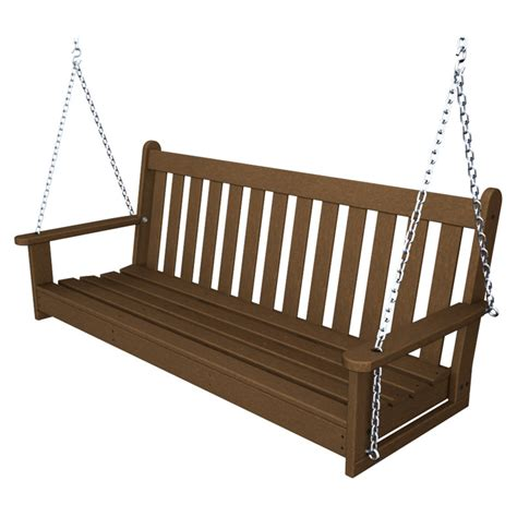polywood 5 ft porch swing