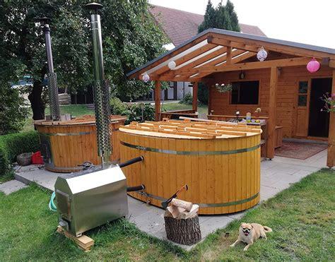 Pool Mit Holz Heizen