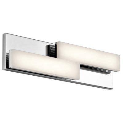 Popovich 2-Light LED Bath Bar