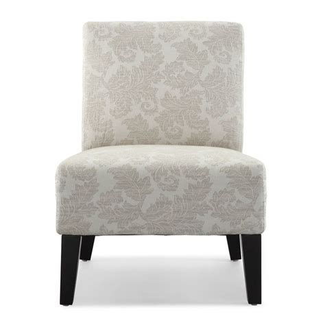 Poppy Fern Slipper Chair