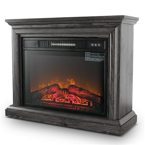 Portable Electric Fireplace Insert