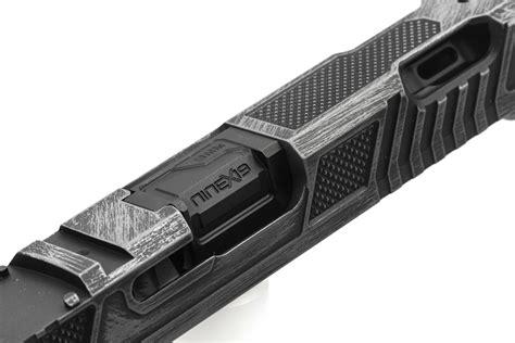 Glock-19 Ported Slide Glock 19.