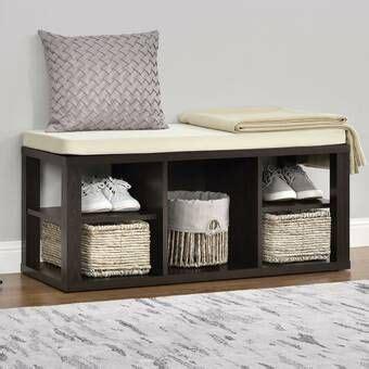 Porter Upholstered Storage Bench