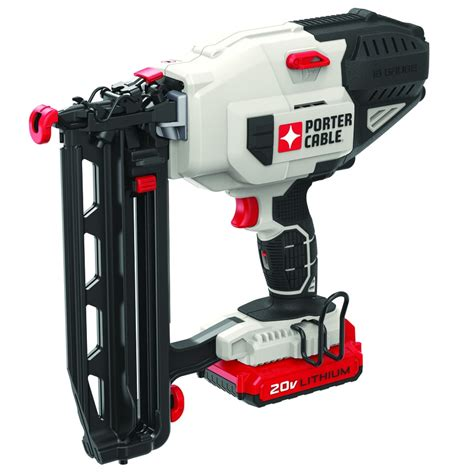 Porter Cable Battery Nailer