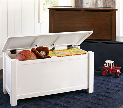 pottery barn kids toy chest